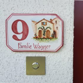 numero civico, house number