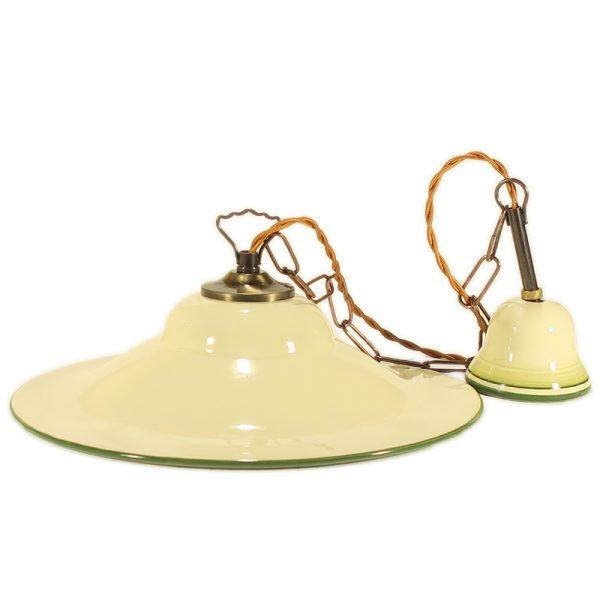 lampadario ceramica artistica, artistic ceramic pendant lamp