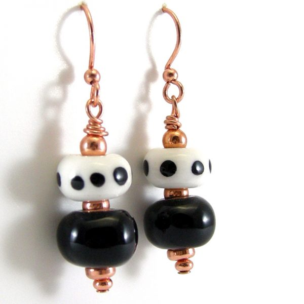 orecchini fatti a mano in toscana, handmade in tuscany earrings