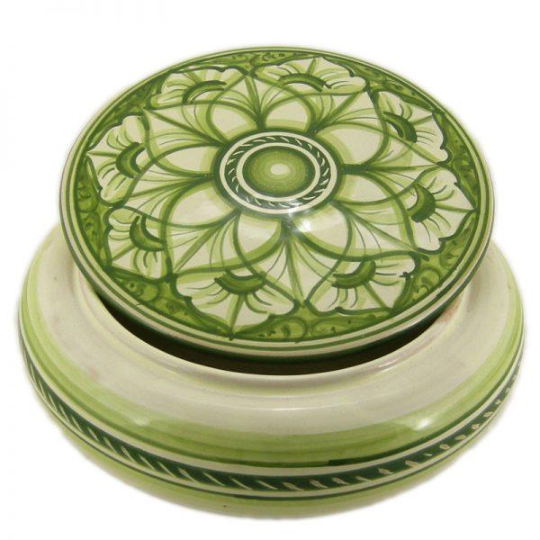 portacioccolatini in ceramica, box in ceramic