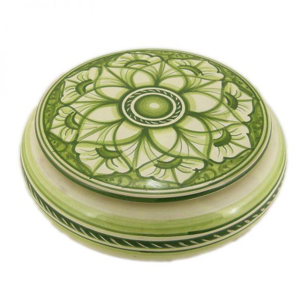 portagioie ceramica, box in pottery