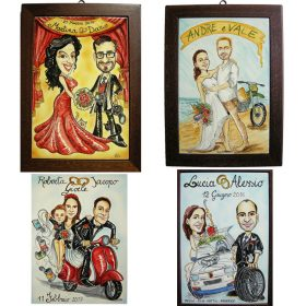 regalo personalizzato per matrimonio, personalized marriage gift
