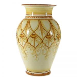 vaso ceramiche sarteano, sarteano vase in pottery